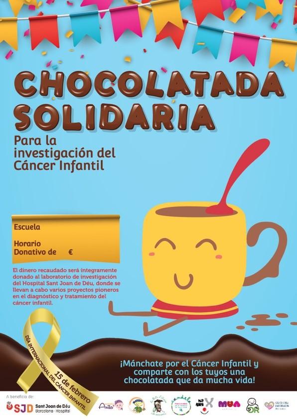 Materiales - Xocolatada Solidaria